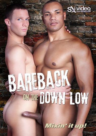 Bareback on the Down Low Cover Front