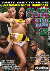 The Best Of Black Cheerleader Gang Bang 2
