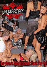 Drunk Sex Orgy: Hardcore Exibitionist Fuck Party