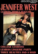 Lesbian Lingerie Party
