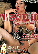 Vanessa Del Rio Triple Feature 7: The Fury In Alice