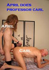 April Does Professor Carl
