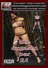 The Orgasm Bar 21
