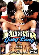 University Gang Bang 5