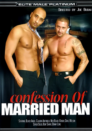 Confession of Married Man Cover Front