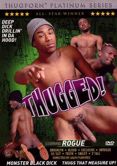 Thugged Cover Front