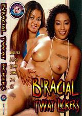 Biracial Twat Lickers