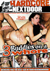 3 Buddies On A Whore