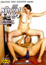 ATK Natural And Hairy 30: All Hairy Lesbians