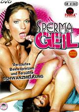 Sperma Geil