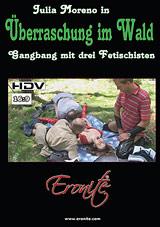 Uberraschung Im Wald: Gangbang Mit Drei Fetischisten