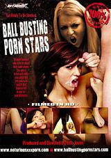 Ball Busting Porn Stars