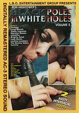 Black Poles In White Holes 5