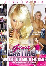 Gina Casting Willst Du Mich Ficken