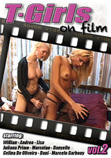 T-Girls On Film 2