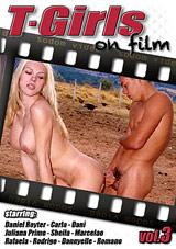 T-Girls On Film 3