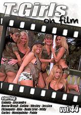T-Girls On Film 44