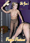 Dia Zerva's Pantyhose Punishment