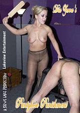 Dia Zerva's Pantyhose Punishment