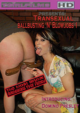 Transexual Ballbusting N Blowjobs