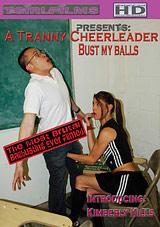 A Tranny Cheerleader Bust My Balls