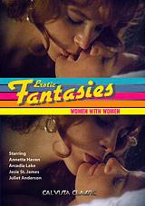 Erotic Fantasies: Women With Women