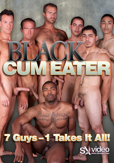 Watch Black Cum Eater | AEBN