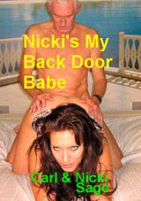 Nikki's My Back Door Babe