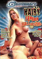 Hairy Femdom Ball Busters
