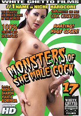 Monsters Of She Male Cock 17