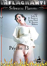Schwarze Flamme Silverline 13: Psycho 13