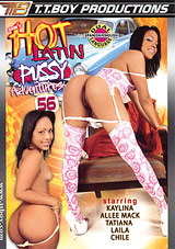 Hot Latin Pussy Adventures 56