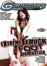 Extreme Femdom Foot Domination