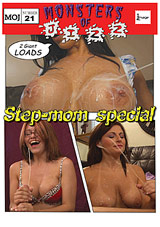 Monsters Of Jizz 21: Step-Mom Special