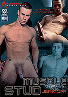 Muscle Stud Jerk Off