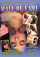 Lynn Carroll's Amateur Hall Of Fame 4: Drunna's First Porno