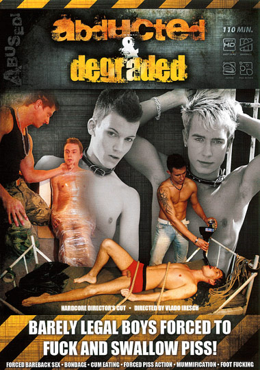 Abducted and Degraded Cover Front
