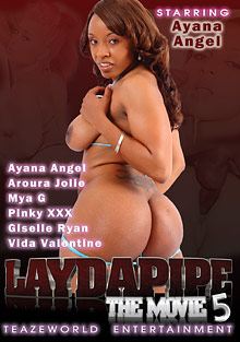 Laydapipe The Movie 5 cover