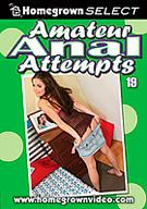 Amateur Anal Attempts 19