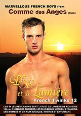 French Twinks 12: D'or Et De Lumiere