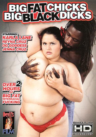 Big Fat Chicks Big Black Dicks cover