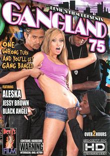 Gangland 75 cover