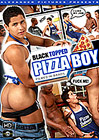 Black Topped Pizza Boy