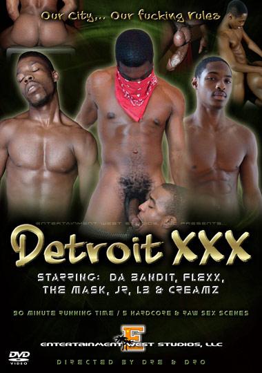Detroit XXX Cover Front