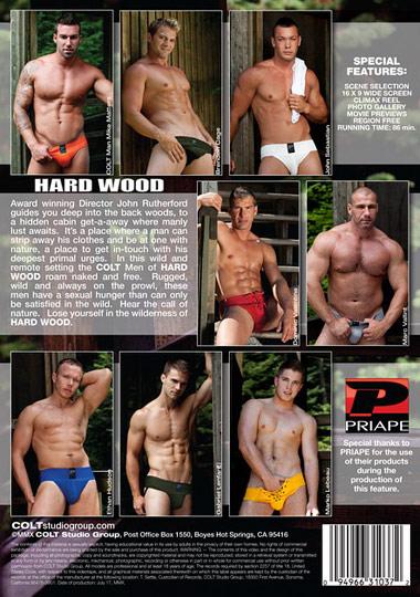 Hard Wood (Colt) Cover Back