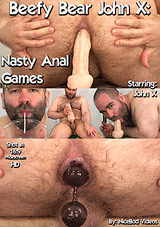 Beefy Bear John X: Nasty Anal Games
