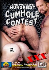 The World's Hungriest Cumhole Contest