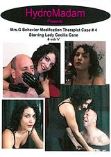 Mrs. G: Behavior Modification Therapist Case File 4
