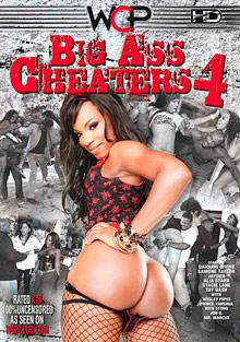 Big Ass Cheaters 4 cover