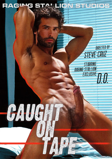 Caught on Tape Cover Front